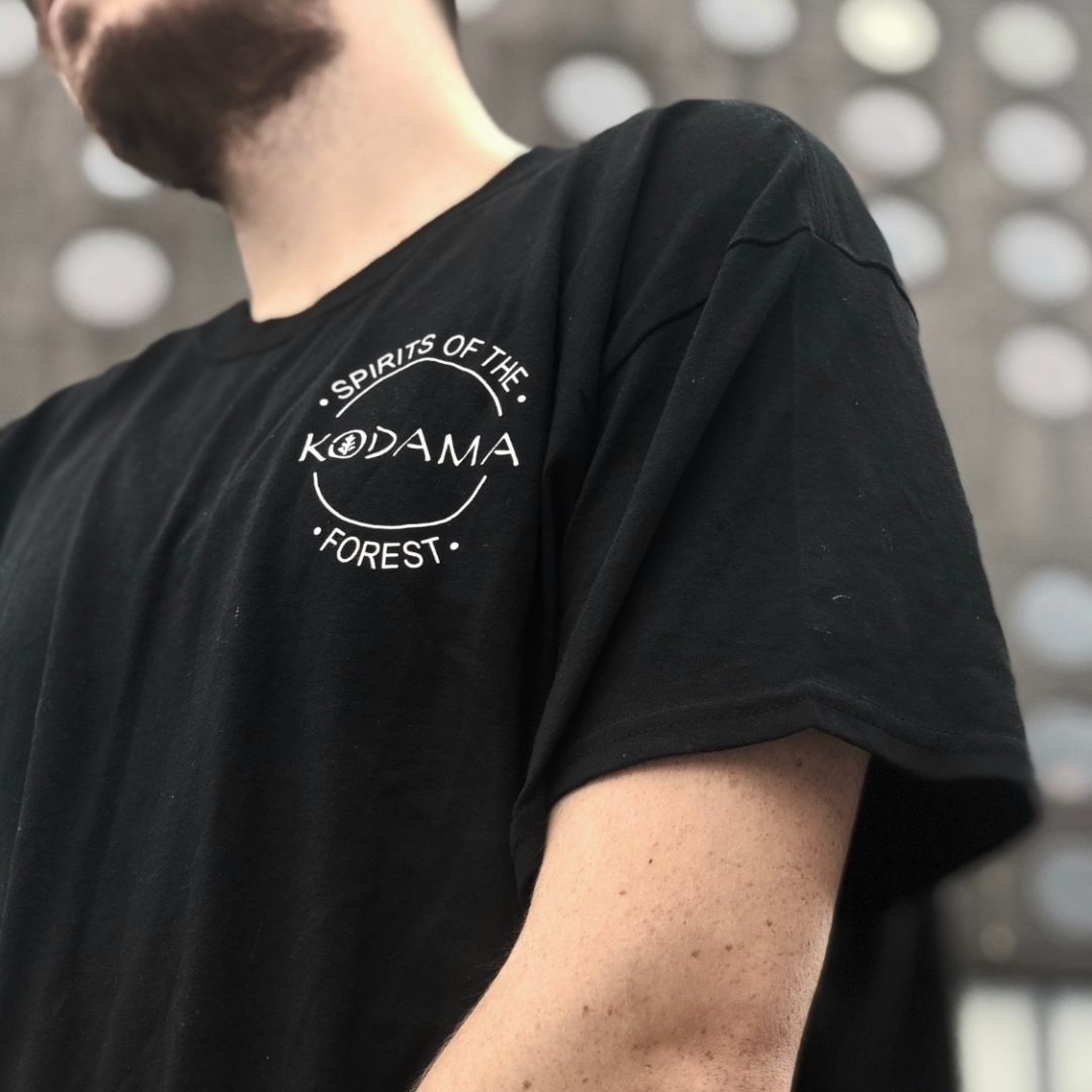 organic cotton t shirt kodama apparel melbourne streetwear
