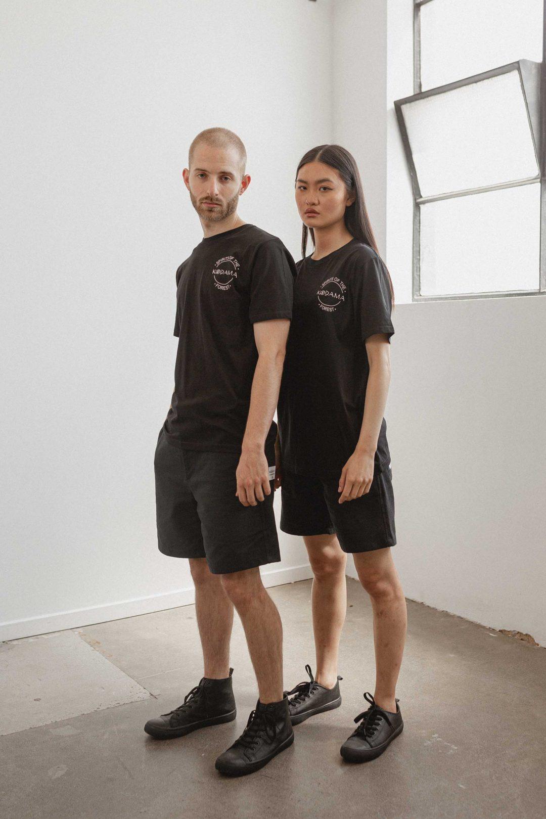 kodama apparel - kdm classic tee black3