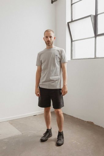 kodama apparel - zen t shirt grey2