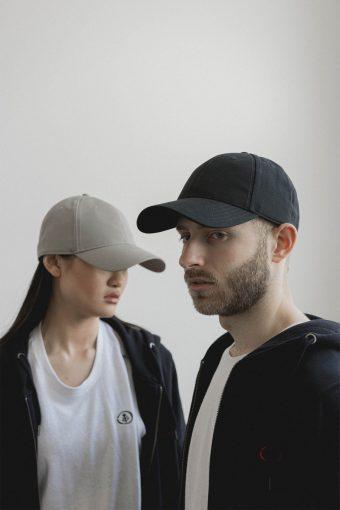 kodama apparel - zen cap black1