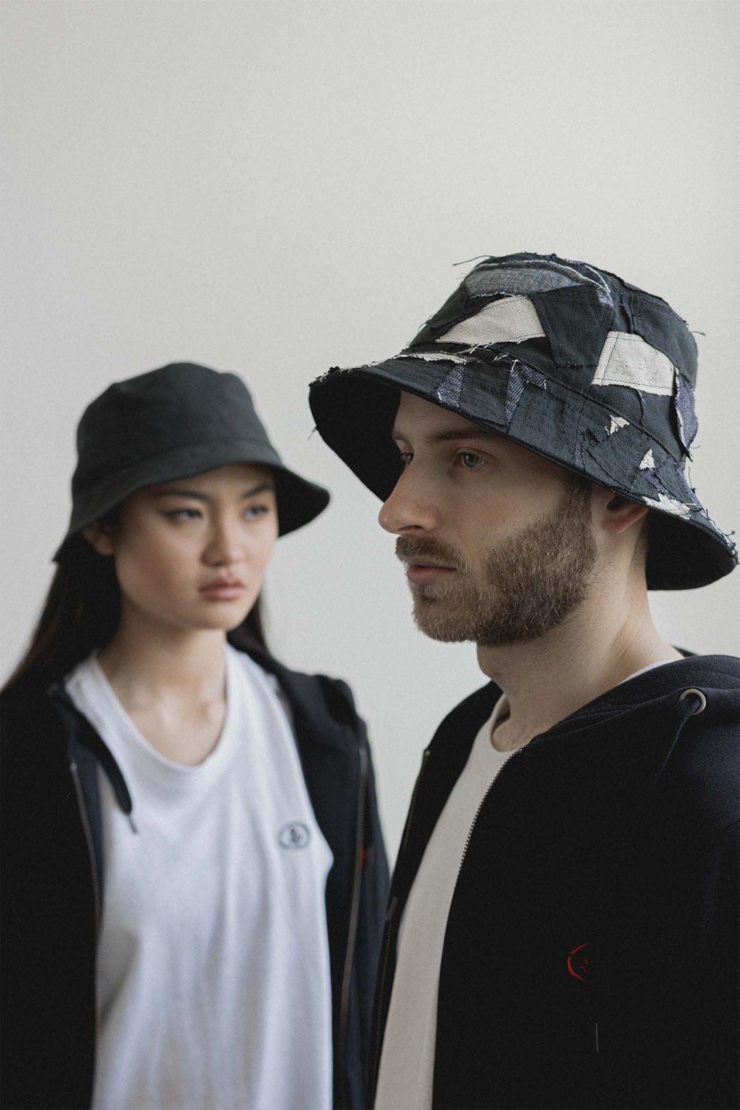 kodama apparel - zero bucket hat4