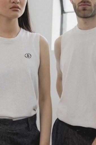 kodama apparel - hankai muscle tee white4