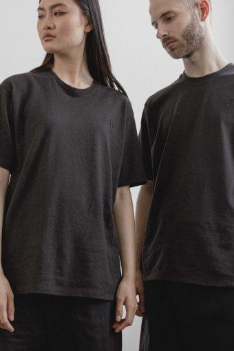 kodama apparel - hankai oversized tee black4