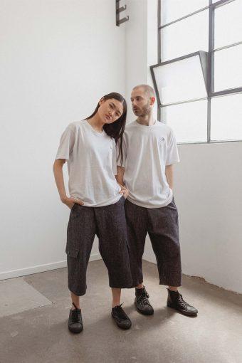 kodama apparel - hankai oversized tee white1