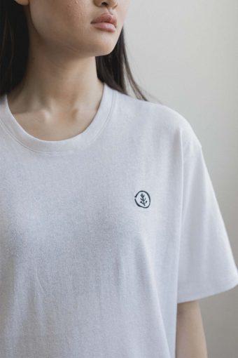 kodama apparel - hankai oversized tee white5